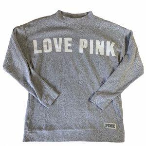 PINK Victoria's Secret Mockneck Sweatshirt
